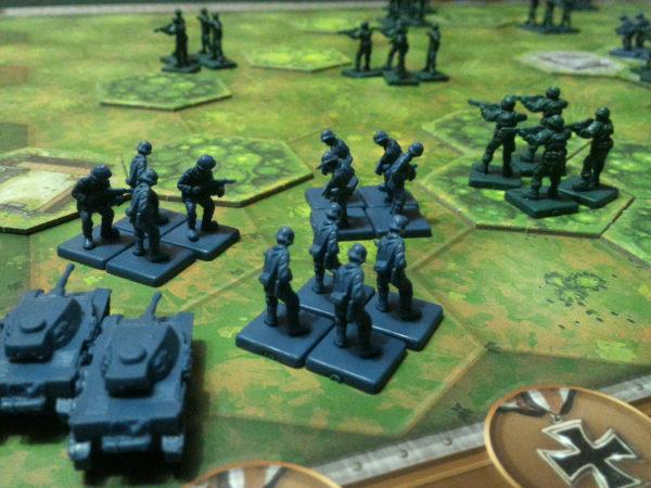 Граємо у солдатиків з Memoir '44