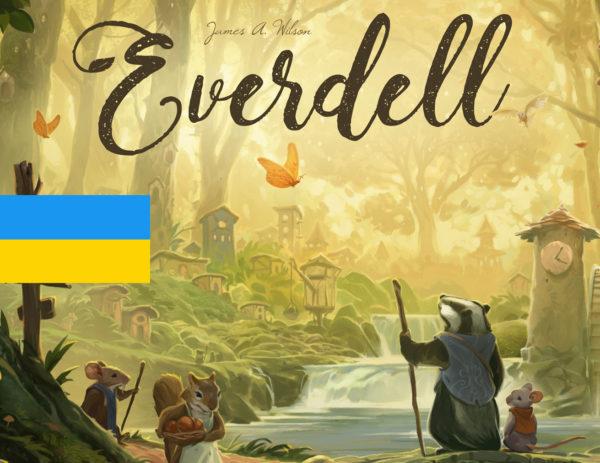 Карти Everdell українською