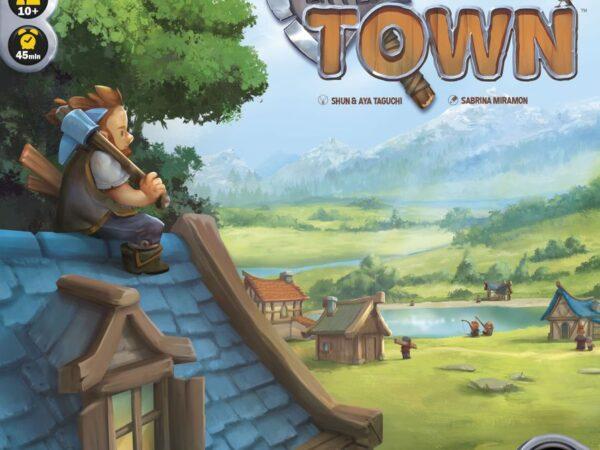 Переклад карт для Little Town українською