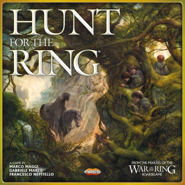 Карти для Hunt for the Ring українською